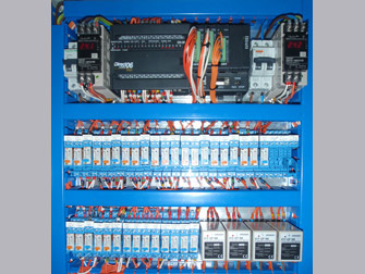 Bespoke PLC control panel manufacture